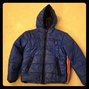 Boys Ruum blue jacket